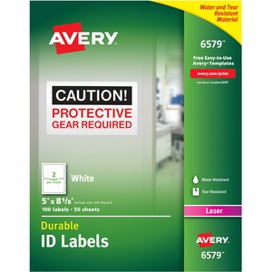 Durable ID Label