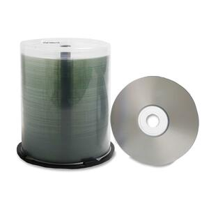 Vision CD Recordable Media - CD-R - 52x - 700 MB - 100 Pack Spindle (Price Per Pack) 25304