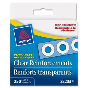 Hole Reinforcement Label