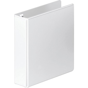 Single-Touch D-Ring Binders