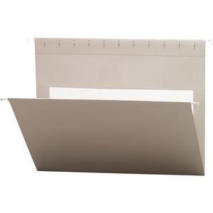 Hanging File Folder with Interior Pocket 64431