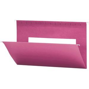 Hanging File Folder with Interior Pocket 64479