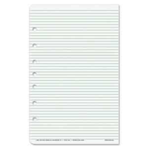Multipurpose Lined Organizer Pages