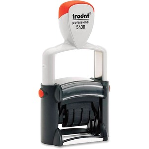 Heavy-Duty Self-Inking Dater Stamp