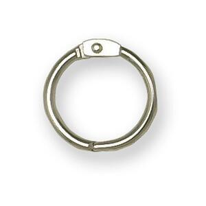 Loose-Leaf Ring
