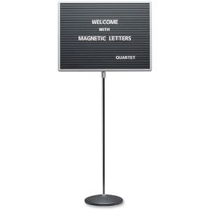 Adjustable Single Pedestal Letter Board