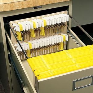 File Drawer Key Rack