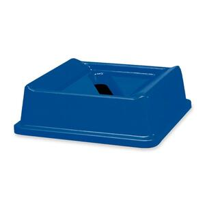 Untouchable Recycling Container Top for Paper