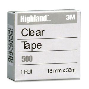 Highland Transparent Tape