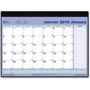 Desk Planner Monthly Refill