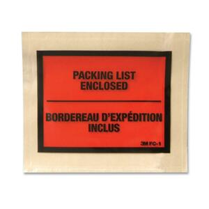 Self-Stick Packing List/Invoice Envelope