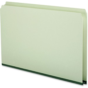 P621-S Legal Size Straight Cut Pressboard Folder