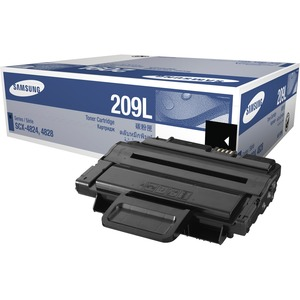 Samsung MLT-D209L High Yield Black Toner Cartridge - Laser - 5000 Page - Black
