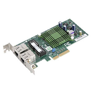 Dual Ethernet Ports on Buy Supermicro Dual Port Gigabit Ethernet Card   Aoc Sg I2 In Canada