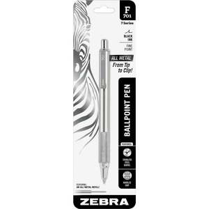 Zebra Pen F-701 Retractable Ballpoint pen ZEB29411