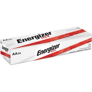 Energizer Alkaline General Purpose Battery - AA - Alkaline - 1.5V DC