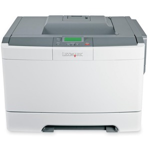Lexmark C544N Laser Printer - Color - 25 ppm Mono - 25 ppm Color - 1200 x 1200 dpi - USB, PictBridge - Fast Ethernet - PC, Mac