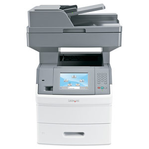 Lexmark X651DE Multifunction Monochrome Laser Printer