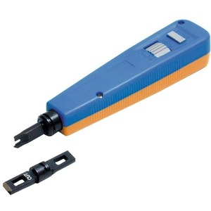 STARTECH NETWORK PUNCHDOWN TOOL WITH 110AND 66 BLADES