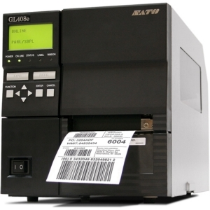 Sato GL408e RFID Network Thermal Label Printer WWGL8A041