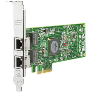 HP NC382T Dual Port Multifunction Gigabit Server Adapter