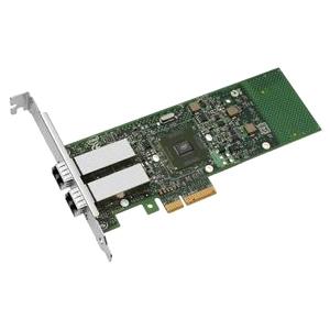 Intel Networking Card E1G42EFBLK Dual Port PCI-E Fiber 1GB Server NIC Bulk