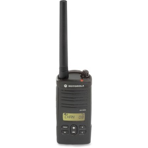 Motorola RDV2080D Two Way Radio8 VHF - 5 Mile - 2W
