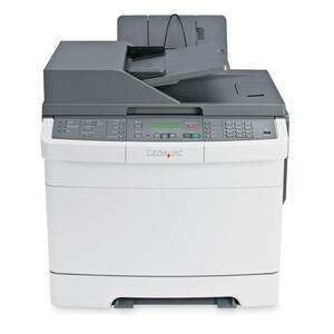 Lexmark X544N Laser Multifunction Printer - Color - Plain Paper Print - Desktop LEX3044503