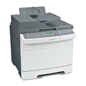 Lexmark X544DN Laser Multifunction Printer - Color - Plain Paper Print - Desktop LEX3001389