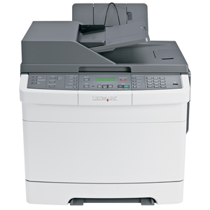 Lexmark X544DW Multifunction Color Laser Printer