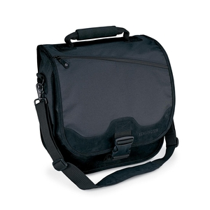 Kensington SaddleBag Carrying Case for Notebook - Black KMW64079