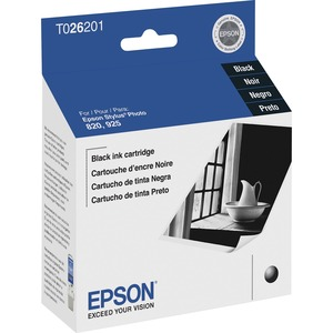 Epson Black Ink Cartridge EPST026201