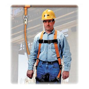 Green Fall Protection Kit