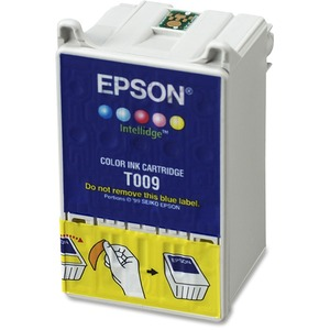 EPSON - SUPPLIES 5-COLOR INK CART FOR STYLUS PHOTO 900/1270/1280 MULTILINGUAL