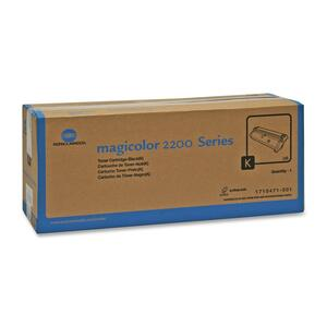 Konica Minolta Black Toner Cartridge QMS1710471001