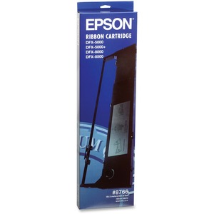 Epson Black Ribbon Cartridge EPS8766
