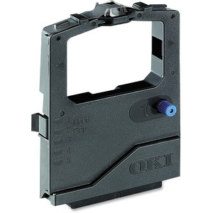 Oki Black Nylon Ribbon Cartridge OKI42377801