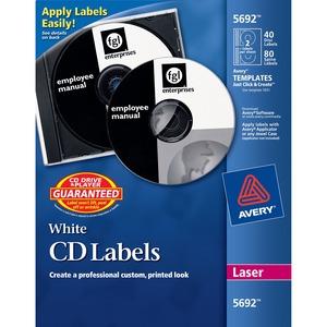 CD/DVD Label