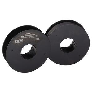 LEXMARK Print ribbon - Black - 30 million characters - 6412