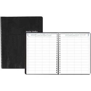 House of Doolittle 8-Person Daily Appointment Book HOD28102