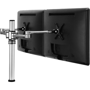 ATDEC - DT SB FOCUS DOUBLE ARTICULATED MOUNT HOLDS 24IN LCD 18LBS EACH