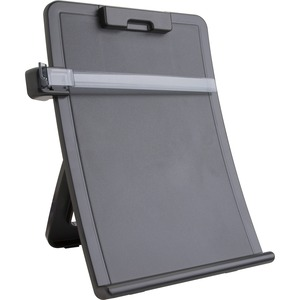 Copy Holder with Document Clip