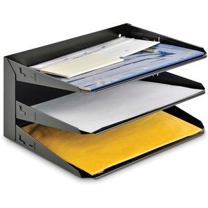 Steelmaster Horizontal Desk File Tray