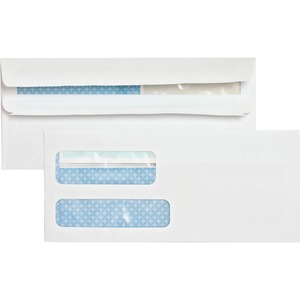 Sparco Double Window Envelope SPR38528