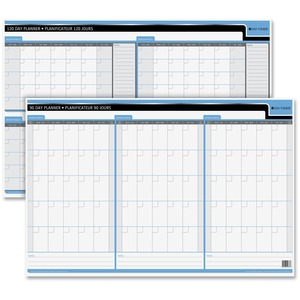Double Sided Undated Planner