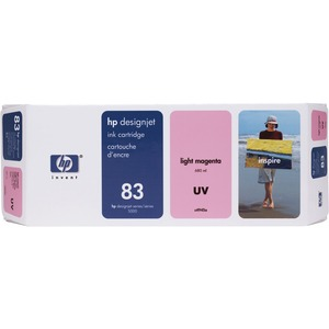 HP 83 Light Magenta Ink Cartridge HEWC4945A