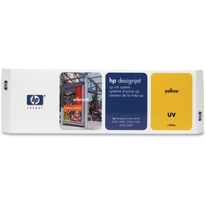HP Yellow Ink Cartridge HEWC1809A