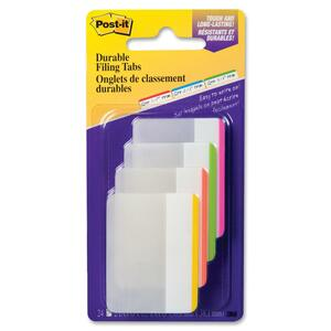 Post-it Durable Flat File Tab