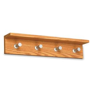 Safco Contempo Wall Coat Rack SAF4221MO