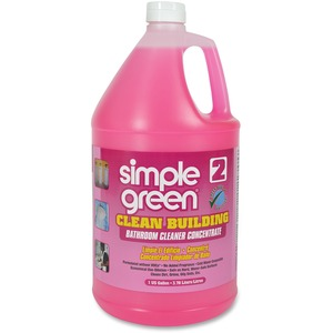 Simple Green Clean Building Bathroom Cleaner Concentrate SPG11101